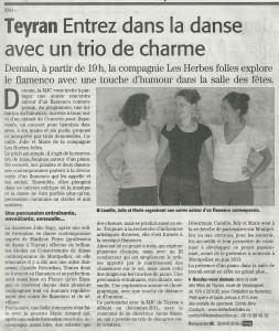 Midi Libre 27-09-2012